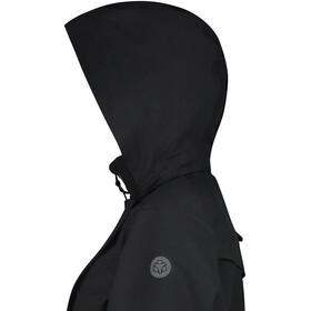 AGU Urban Outdoor Trench Coat Women, black
